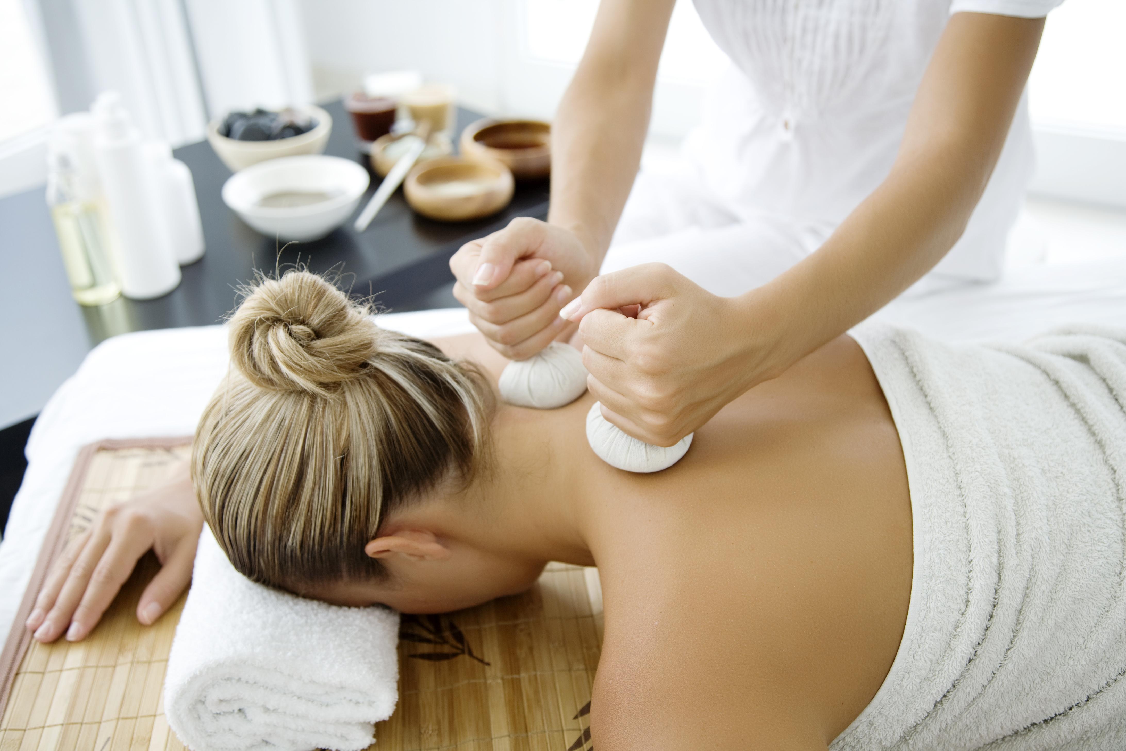 Чешский массаж в салоне 13 фотография