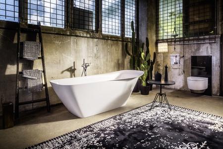 schwarzes trend bad f r echte m nner burgbad gmbh. Black Bedroom Furniture Sets. Home Design Ideas