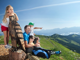 Families enjoy unforgettable holidays in Zell am See-Kaprun