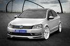 Sporty touch for the passat 3c b7 from jms