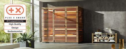 plus x award 2015 klafs gmbh co kg pressemitteilung. Black Bedroom Furniture Sets. Home Design Ideas