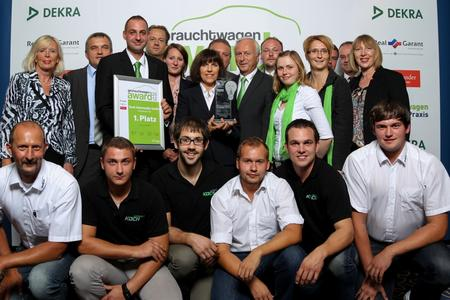Autohaus koch setzt sich in szene vogel business media gmbh co kg pressemitteilung for Koch autohaus