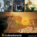 The new commercial of diedruckerei.de, (Copyright: Onlineprinters GmbH)