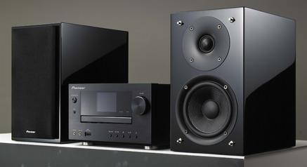 premium hifi micro systeme mit airplay und erweiterten. Black Bedroom Furniture Sets. Home Design Ideas