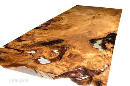 einzigartige original tischunikate von beaupoil aus kauri. Black Bedroom Furniture Sets. Home Design Ideas