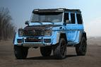 Stairway to heaven: MANSORY presents the Mercedes G500 4x42 clad in sky blue carbon fibre
