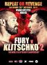 Repeat or Revenge - Rematch Tyson Fury vs Wladimir Klitschko on October 29 at Manchester Arena