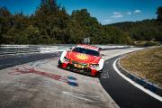 Augusto Farfus, Shell BMW M4 DTM Renntaxi, Nürburgring-Nordschleife