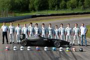 Formel BMW Talent Cup 2013 On-Track-Event Anderstorp