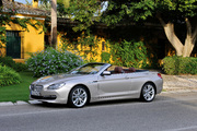 The new BMW 6 Series Convertible   Exterior