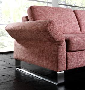 siena komfortables sofa aus der neuen sensibler wohnen. Black Bedroom Furniture Sets. Home Design Ideas