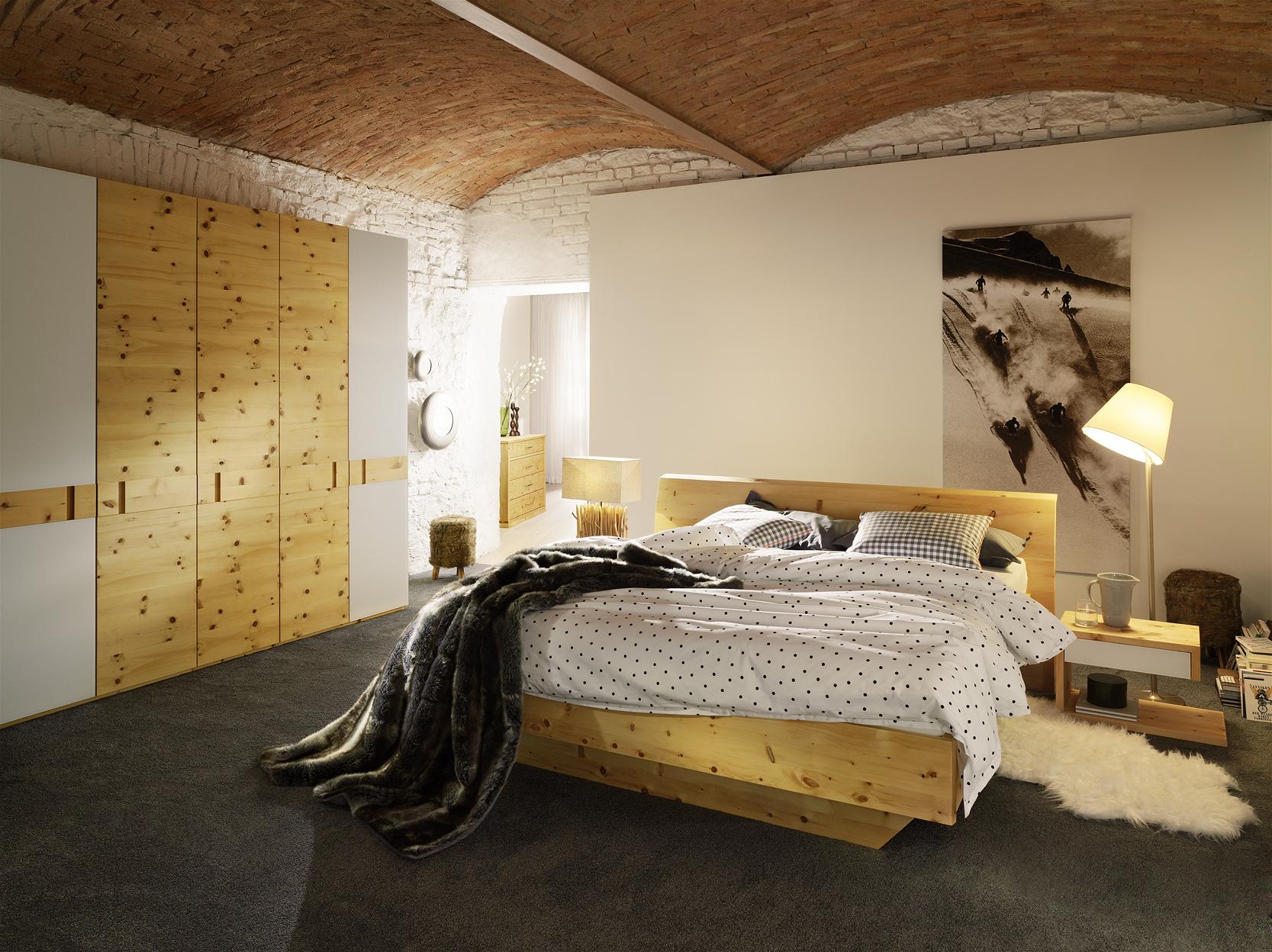 schlafzimmer zirbenholz – menerima, Schlafzimmer entwurf