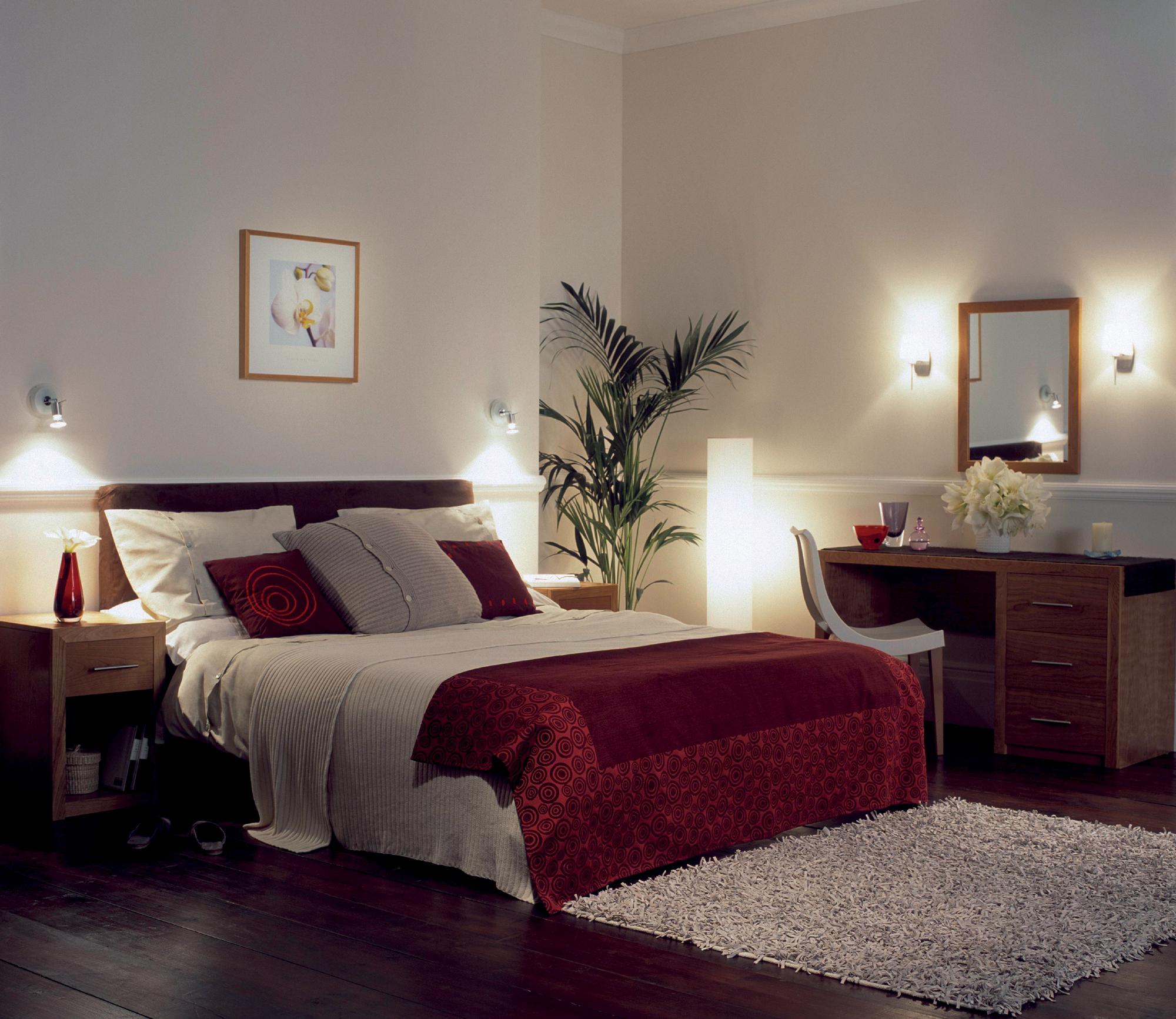 Mit Der Richtigen Lichtplanung Das Schlafzimmer Zum Leuchten Bringen