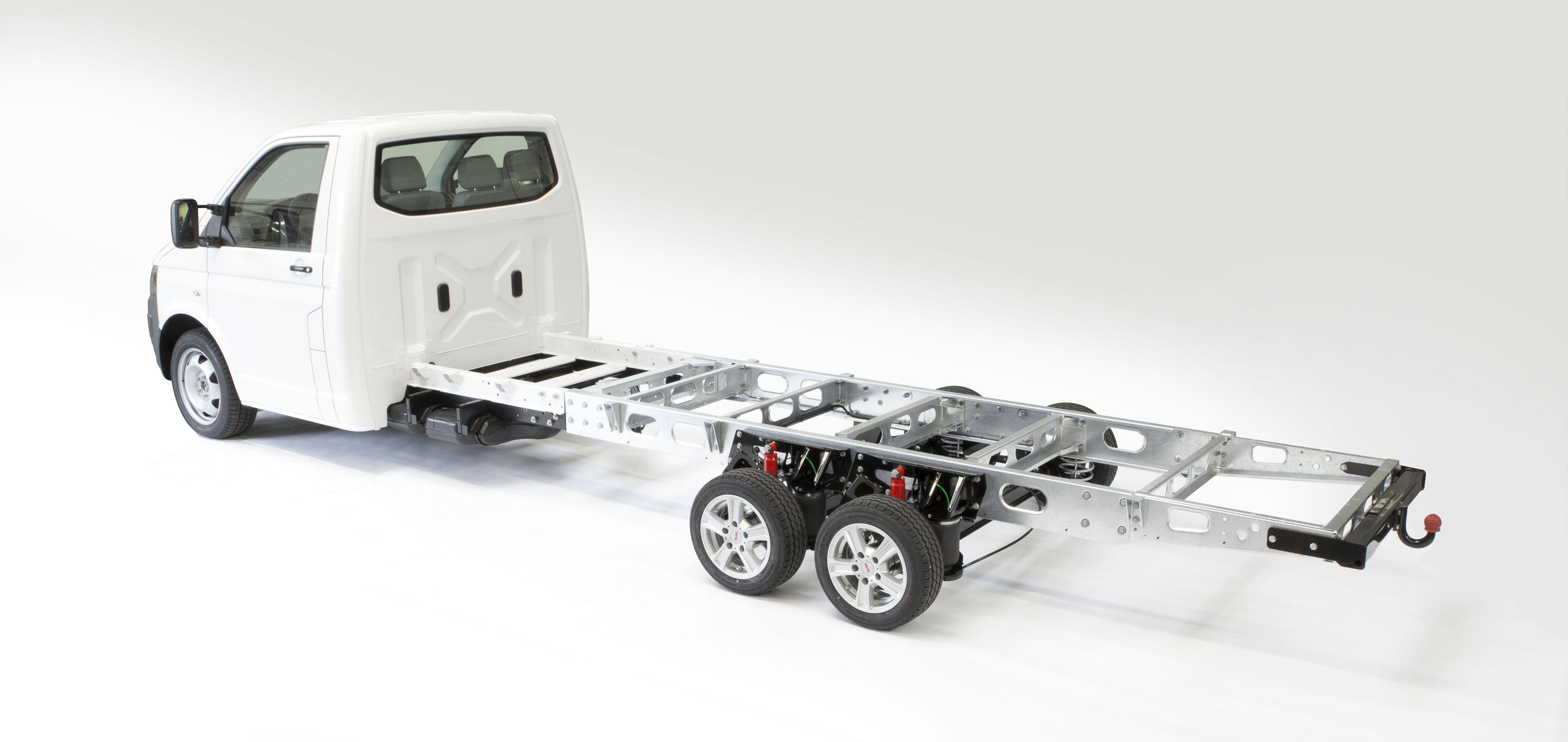 Immer mehr Transporter profitieren von variablen AL-KO Chassis ...