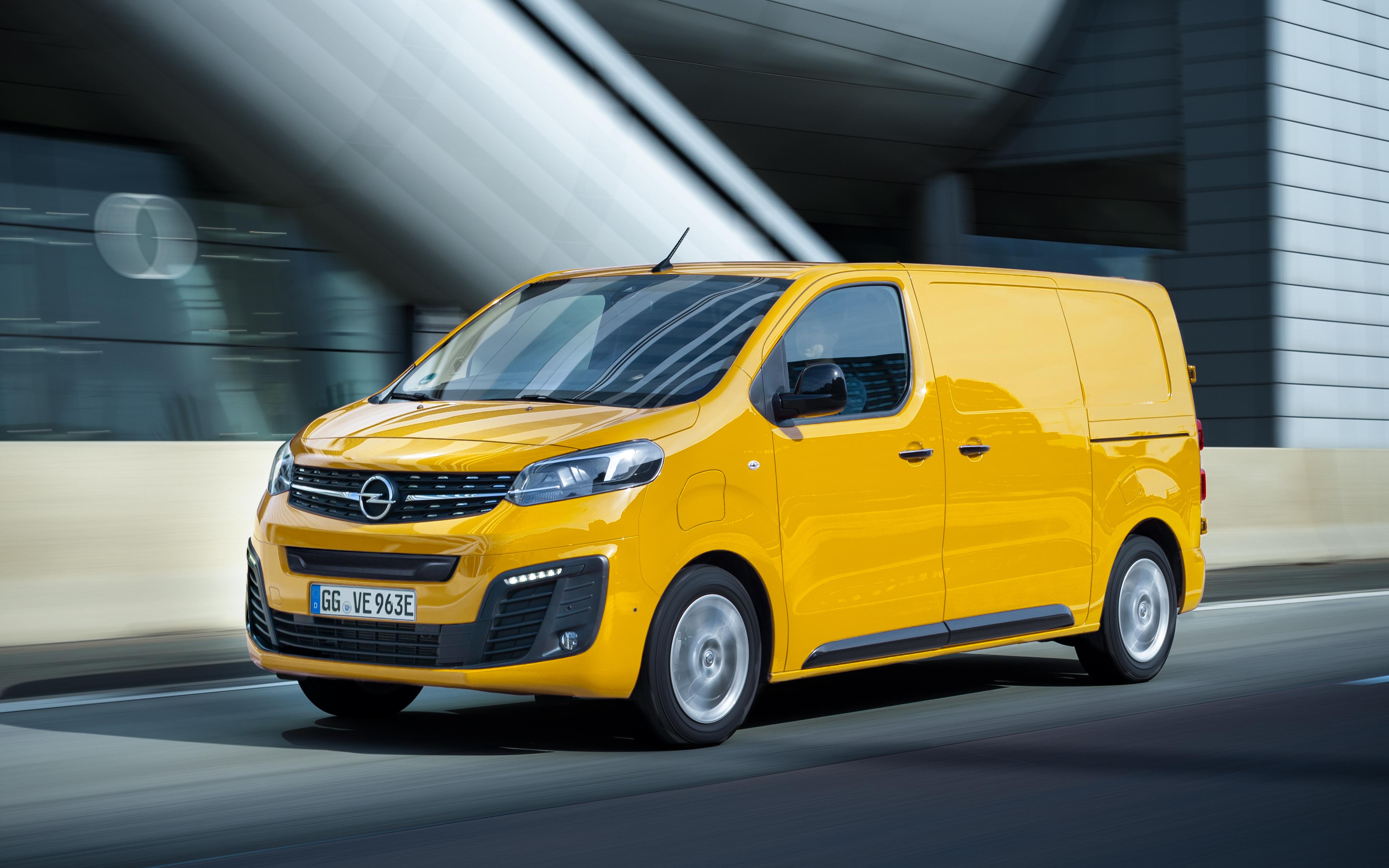 2021 Opel Vivaro Picture