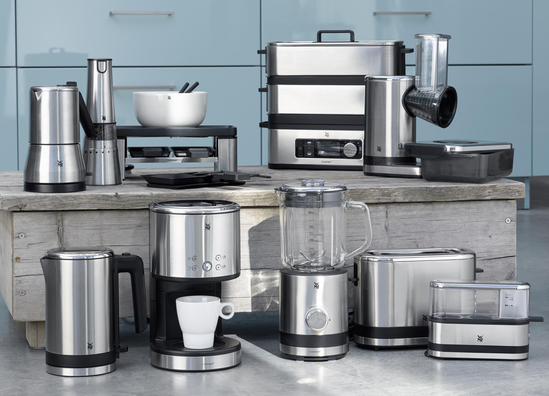 WMF baut sein erfolgreiches Segment der kleinen Küchengeräte weiter ...