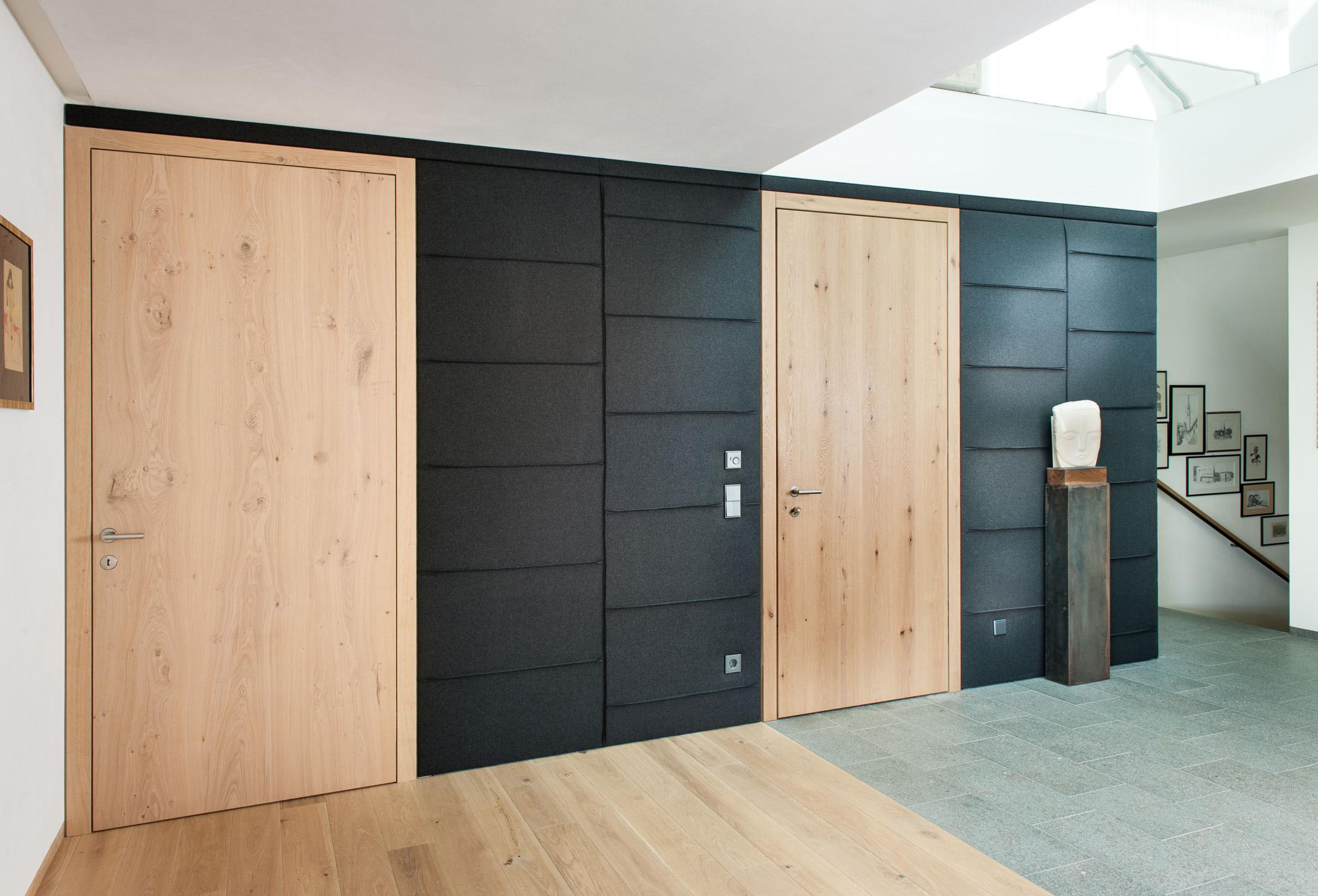 schallschutzt ren arbeiten wohnen und schlafen ohne l rmeinfl sse rubner t ren ag. Black Bedroom Furniture Sets. Home Design Ideas