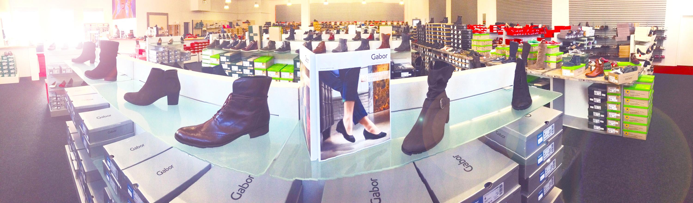 Gabor Schuhe in Übergrößen bei schuhplus – zu jeder Zeit ein
