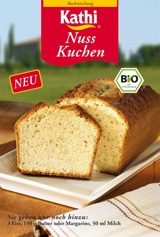 Jetzt Neu Bio Backmischungen Von Kathi Kathi Rainer Thiele Gmbh