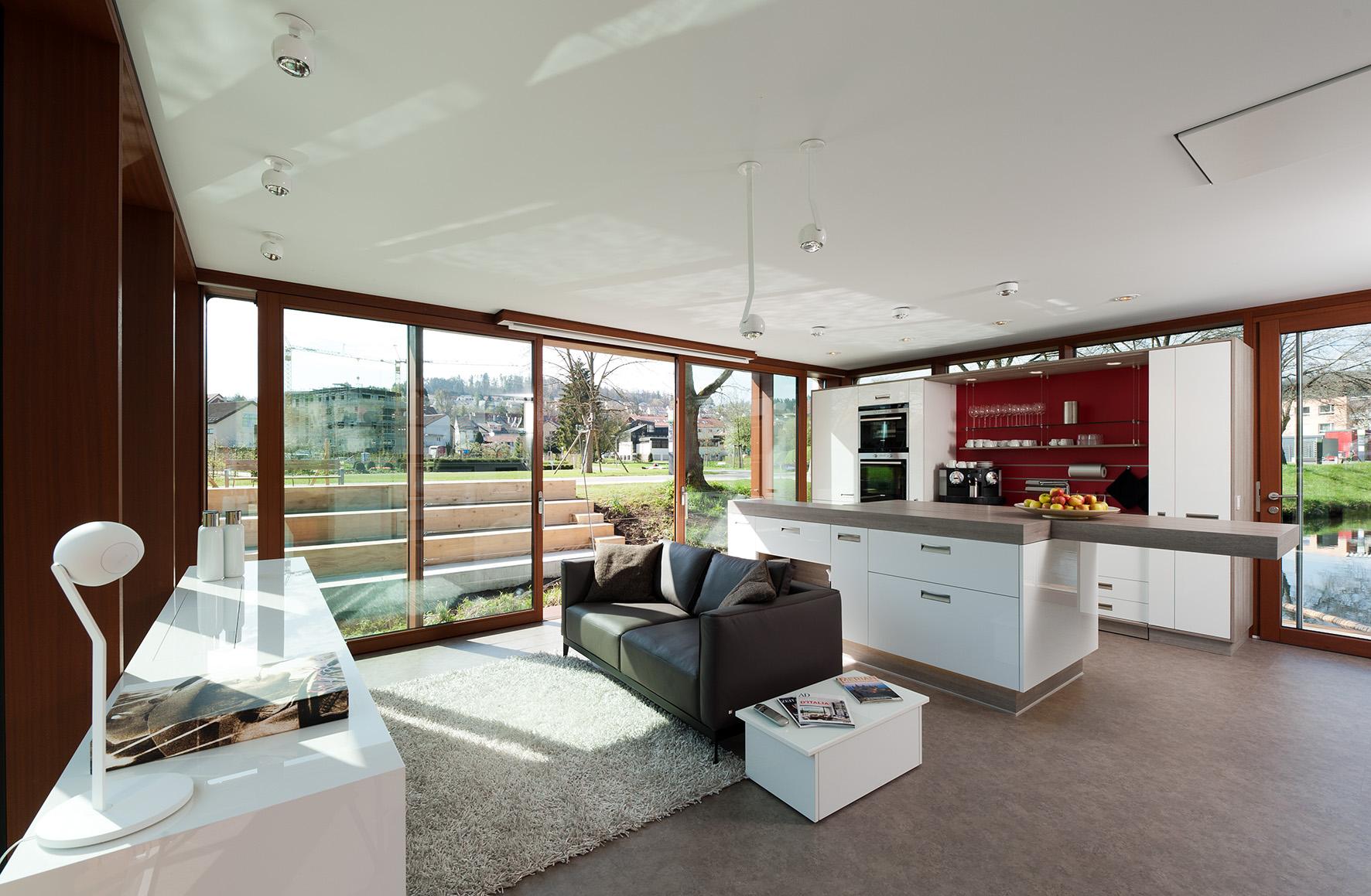 wohnen auf dem wasser presseb ro k hler pressemitteilung. Black Bedroom Furniture Sets. Home Design Ideas