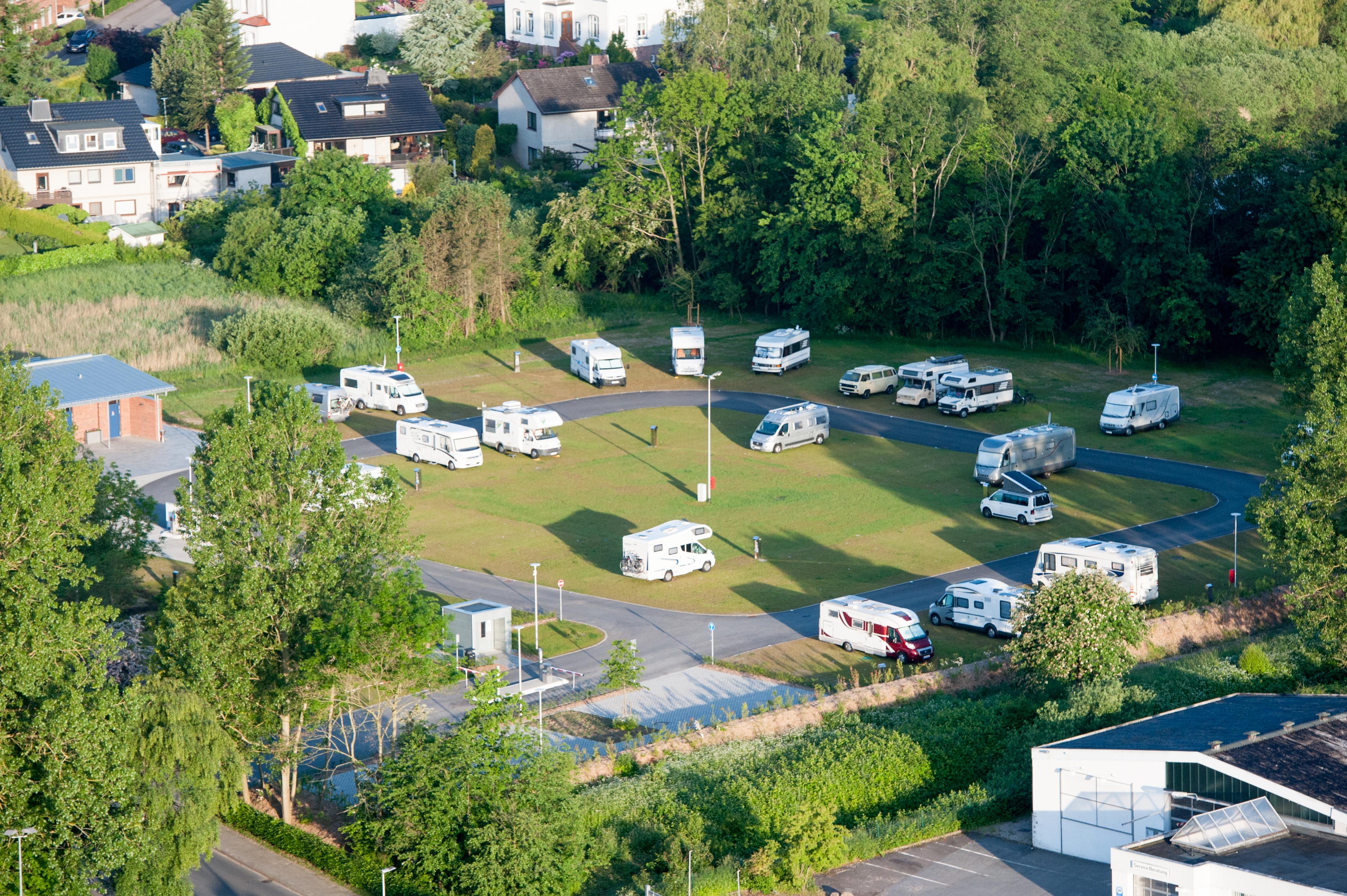 Auszgezeichnet: Wohnmobil-Urlaub in Eckernförde ...