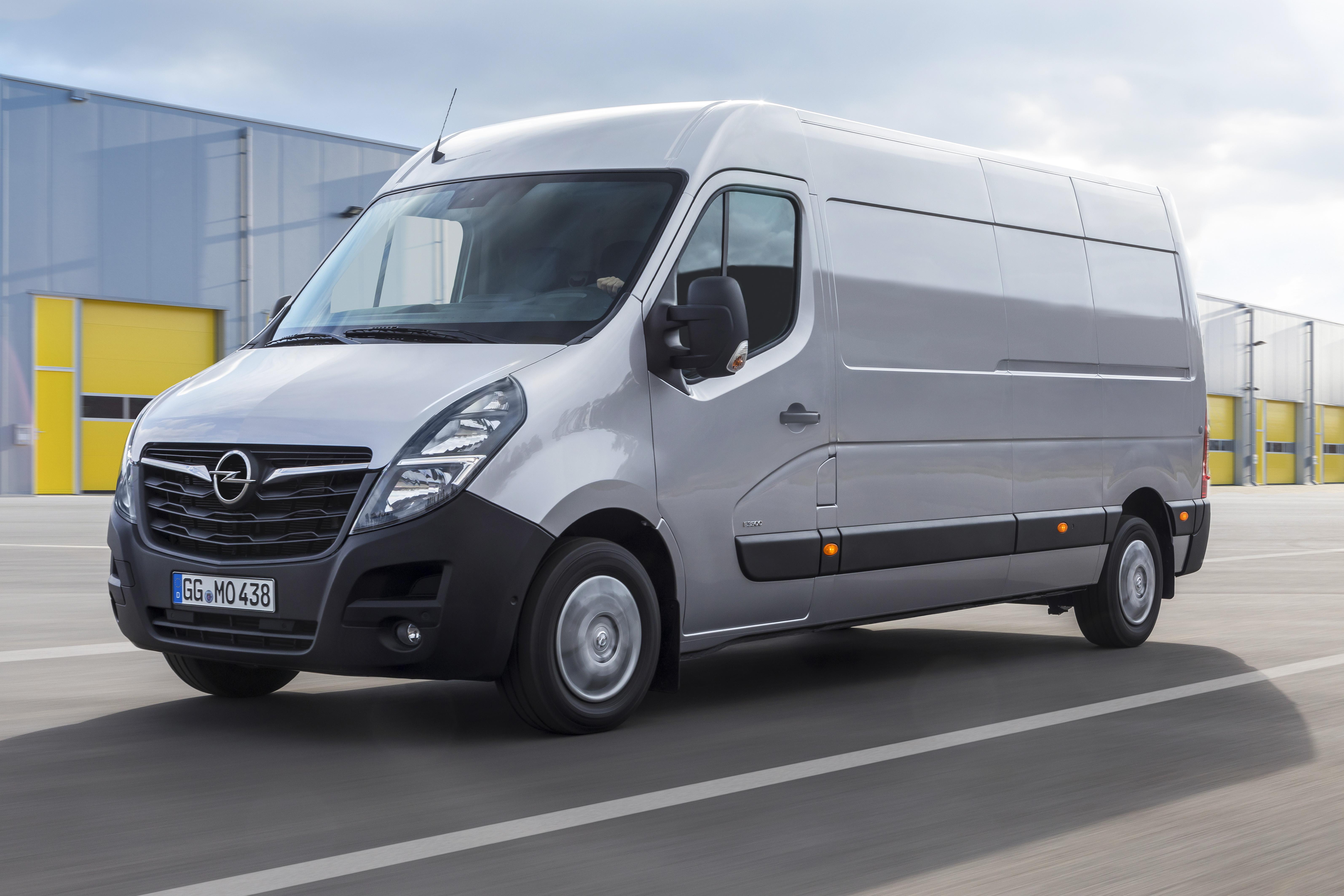 Opel Arriva Il Movano Elettrico E Crescera Tutta La Gamma A Zero Emissioni