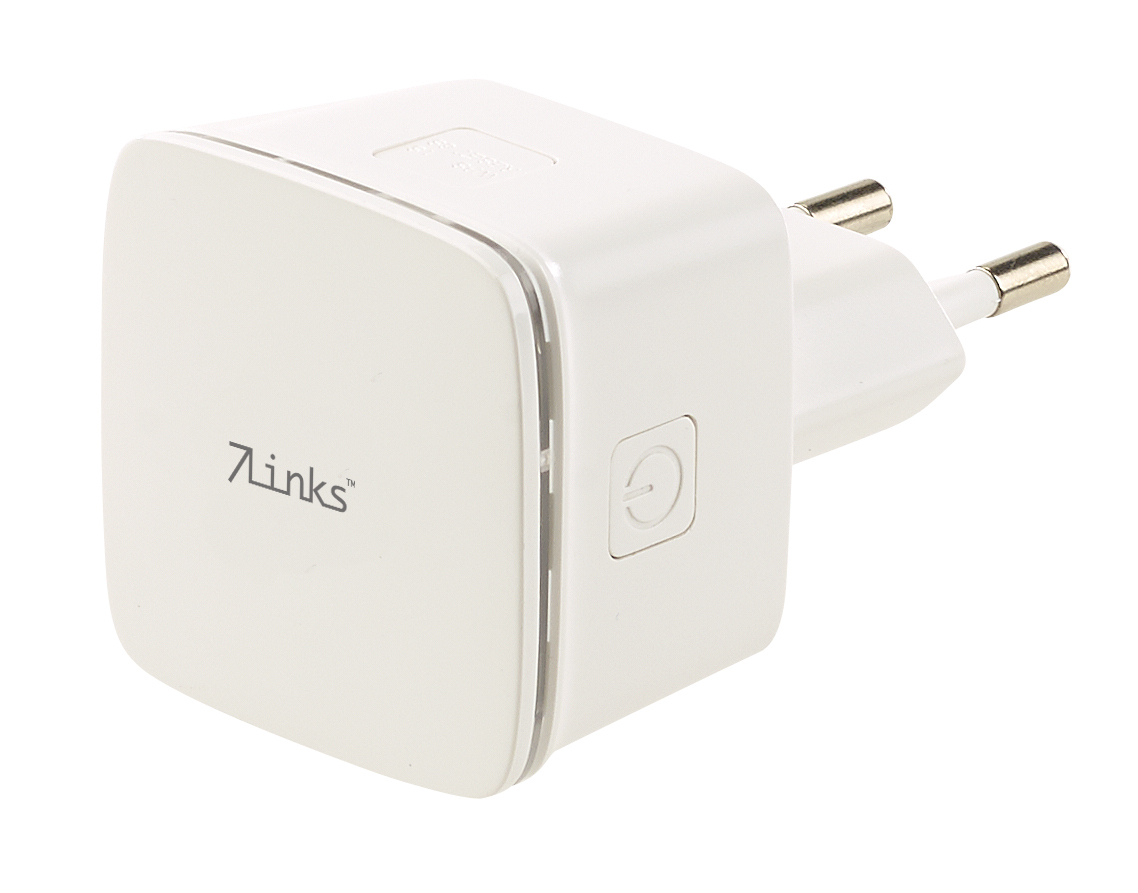7links Mini-WLAN-Repeater WLR-350.sm mit Access-Point ...