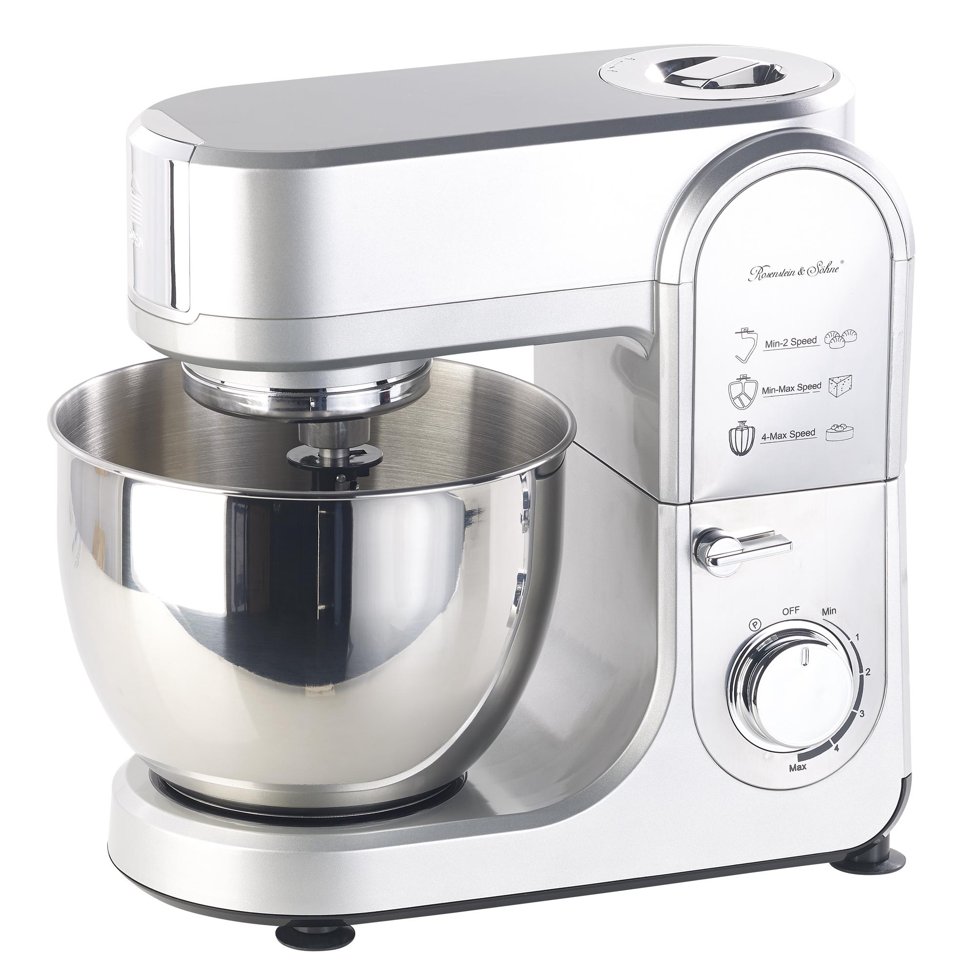 All In One Küchenmaschine 2021