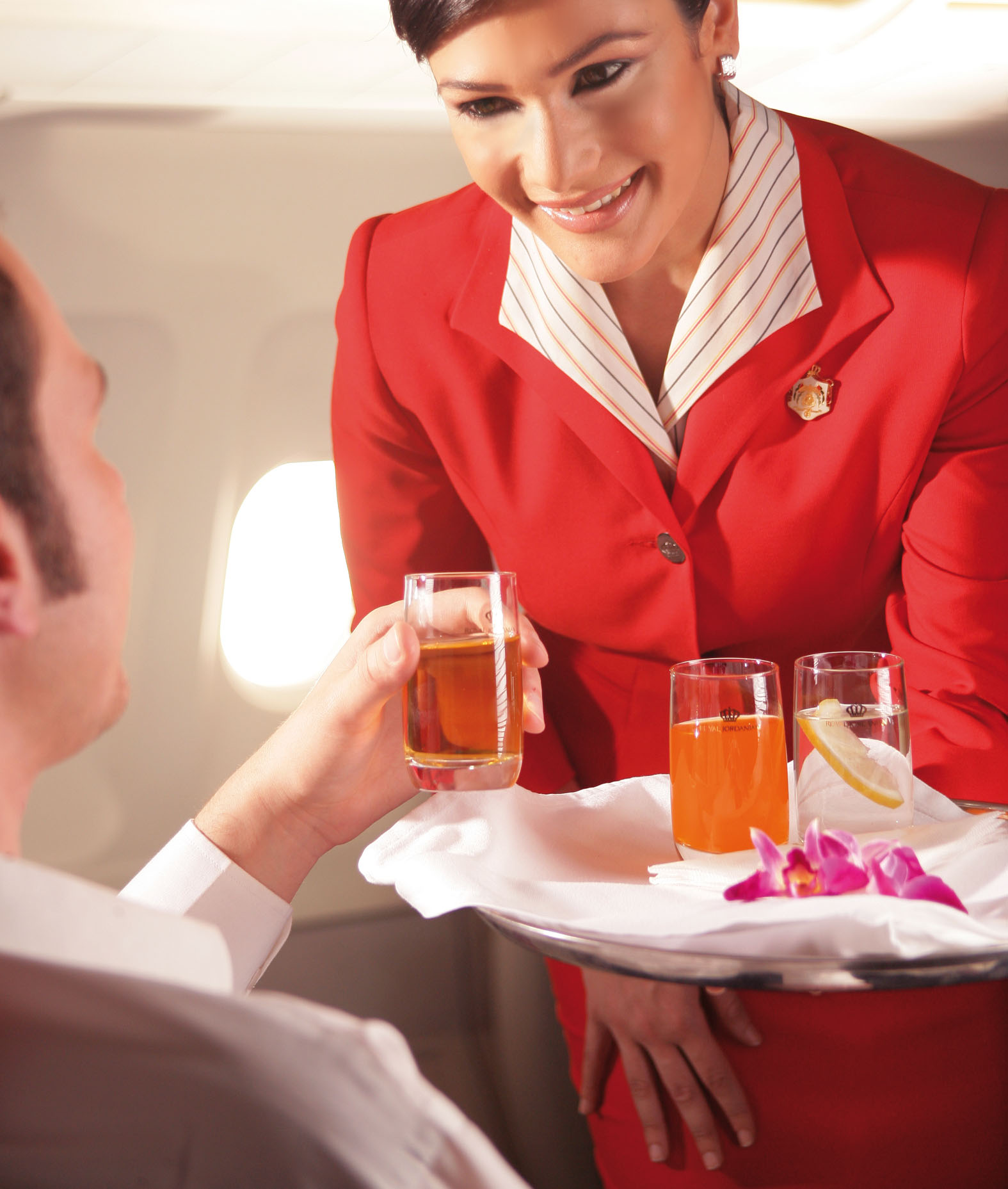Royal Fashion Beauty Champagner 45131 Essen: Royal Jordanian Ab Deutschland, Royal Jordanian Airlines
