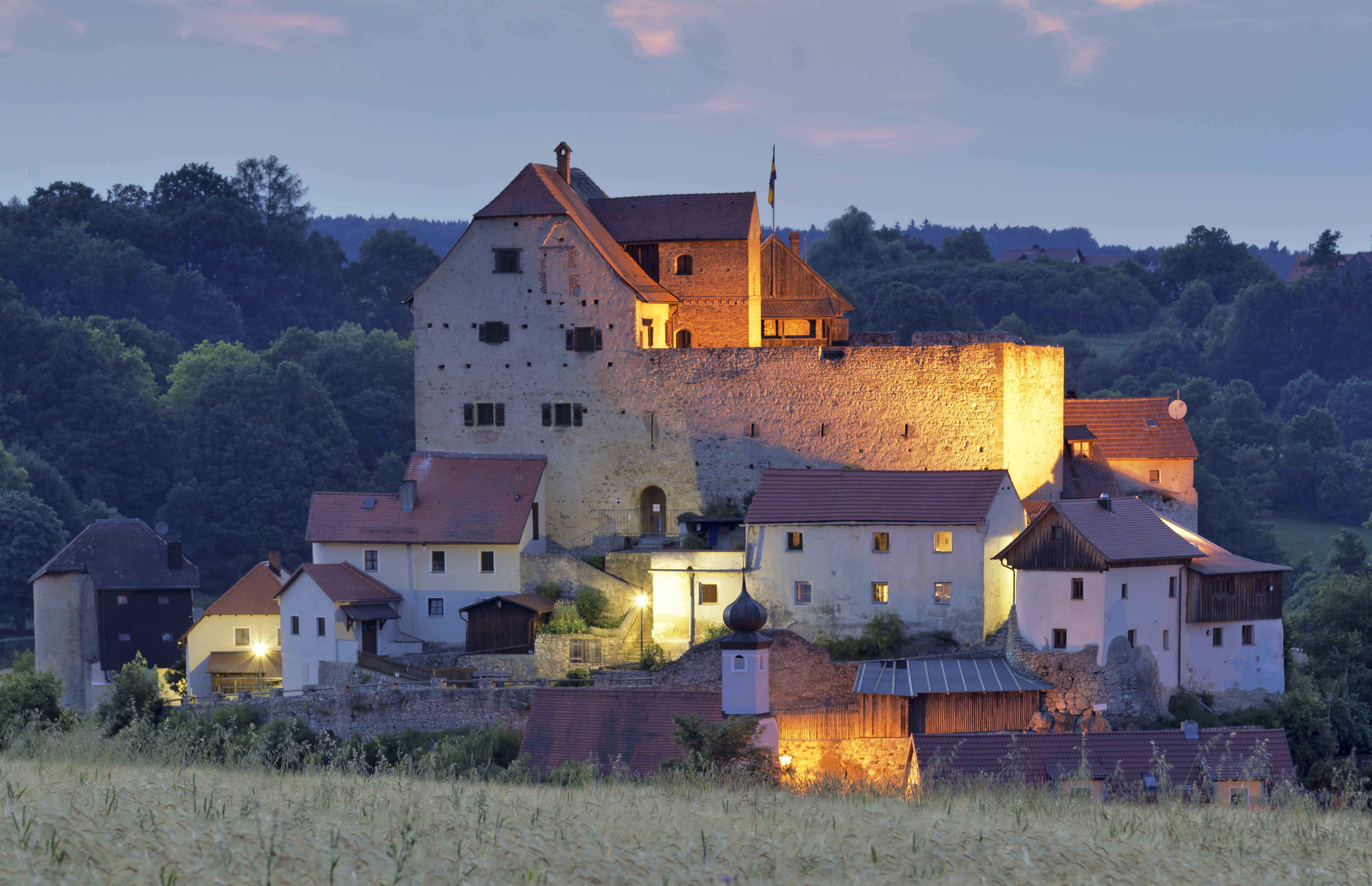 Wandern In Regensburg