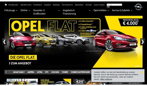 "Weitere Infos zu ""Strong First Half: Opel Sales Rise by 13 Percent in Germany"""