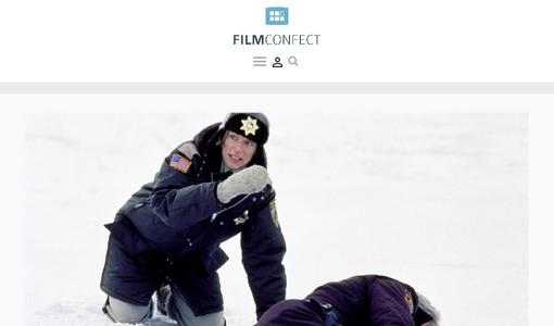 FilmConfect Homepage