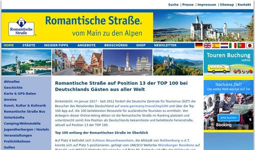 "Weitere Infos zu ""Magical palaces and castles along the Romantic Road"""
