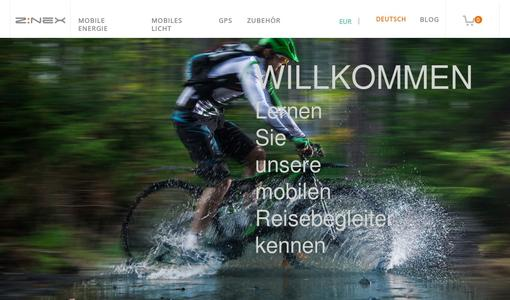 "Weitere Infos zu ""notstrøm powerbank recharges mobile devices while you ride"""