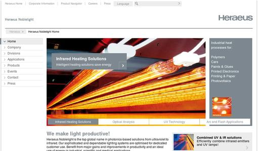 "Weitere Infos zu ""Combined use of UV technology and infrared heat makes paint curing even more energy-efficient"""