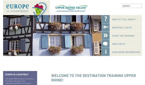 "Weitere Infos zu ""Destination Training Upper Rhine Valley"""