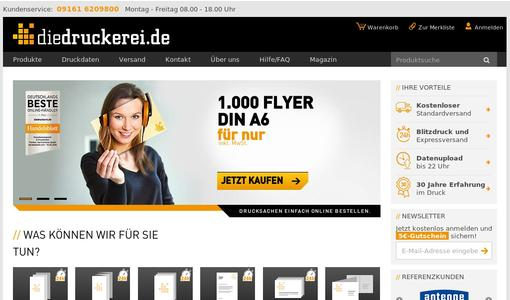 "Weitere Infos zu ""Onlineprinters print company expands to Czech Republic"""
