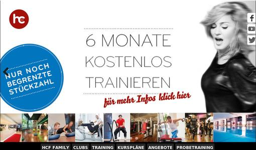 Hard Candy Fitness Germany