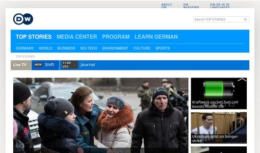 "Weitere Infos zu ""DW starts new social initiative: 'We are Germany'"""