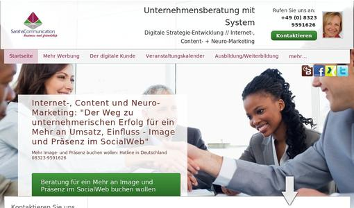 Internet-, Content und Neuro-Marketing
