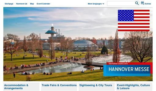 "Weitere Infos zu ""Hannover to welcome the USA"""