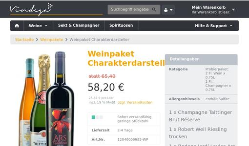 "Weitere Infos zu ""Vindega: People, Wine, Vitality and Business"""