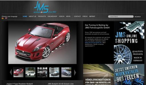 "Weitere Infos zu ""JMS Styling & Tuning for F10/F11 Facelift"""
