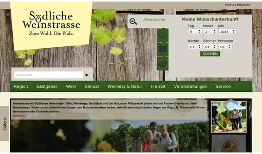 "Weitere Infos zu ""The German Wine Route celebrates the almond blossom"""