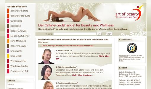 "Weitere Infos zu ""Ballancer® 2in1 Shape Creme Gel Airless Spender"""