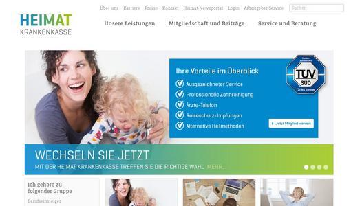 Heimat Krankenkasse Fuhrt Digitales Postfach Ein Heimat Krankenkasse Pressemitteilung Lifepr