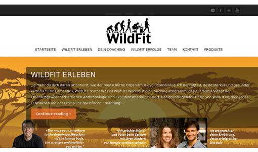 "Weitere Infos zu ""WILDFIT - Robert Schillack for you"""