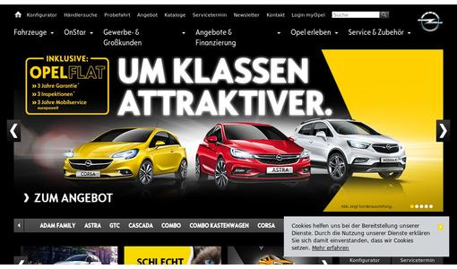 "Weitere Infos zu ""Successful Opel Astra and IntelliLux LED® Matrix Light Winning over Customers"""