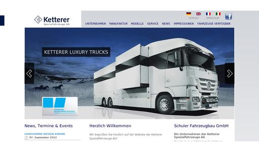 "Weitere Infos zu ""New at the IAA: KETTERER CONTINENTAL SPORTS & BUSINESS"""