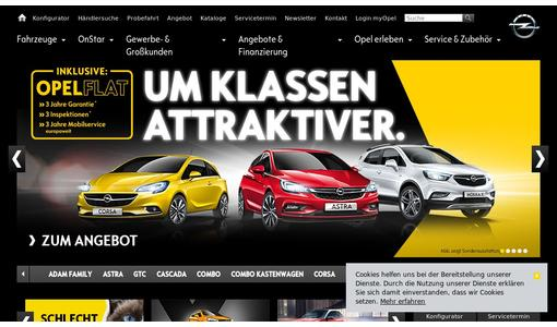 "Weitere Infos zu ""Opel Increases European Sales by Four Percent in 2016"""